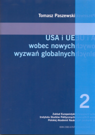 USA i UE wobec nowych wyzwań globalnych /Tomasz Paszewski