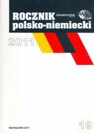 Rocznik Polsko-Niemiecki, nr 19 (rocznik 2011)