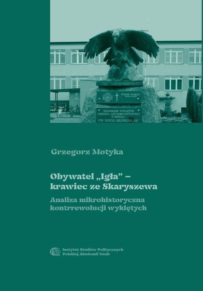 """Obywatel """"Igła"""" – krawiec ze Skaryszewa /Grzegorz Motyka"""